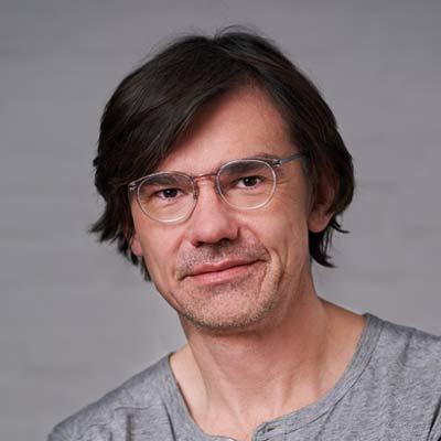 Ayurveda Kochbuch Co-Autor Volker Mehl